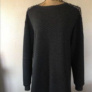 Sanctuary Sweatshirt Style Dress